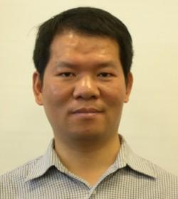 Wei Zhu headshot