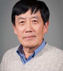 Patrick P. Wang headshot